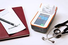 Kasa fiskalna Elzab K10 - Elzab K10 w gabinecie lekarskim